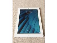 Apple iPad 2 White 64GB WiFi - Excellent Condition!