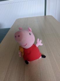 Soft toy Peppa pig