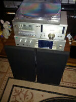 Vintage Stereo System For Sale Or Trade