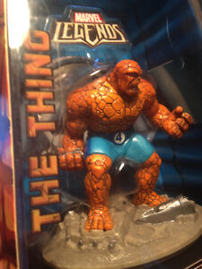 MARVEL- THE THING Titanium Serie. DieCast 4+ West Island Greater Montréal image 2