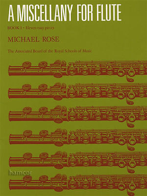 A Miscellany for Flute Book 1 ABRSM Sheet Music Book I