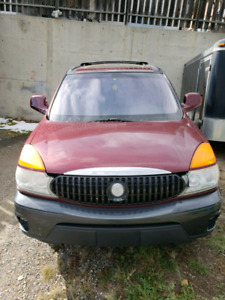 2002 Buick Rendezvous for sale..... SOLD AS IS!!!