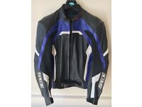 Spada Leather Motorbike Jacket