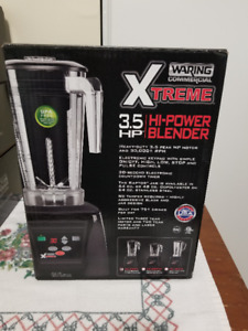 100%NEW WARING BLENDERS 4 SALE / $225 & UP SEE AD 4 INFO