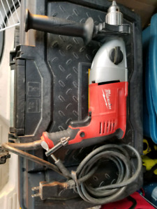 Impact drill, drill and hammer drill (excellent condition)