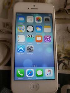 Apple iPhone 5C 32G LTE - Videotron