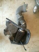 Factory Ford Racing Cold air intake