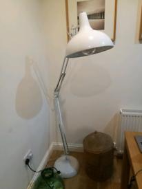 standing floor lamp vintage