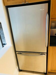 Maytag Bottom Mount Refrigerator