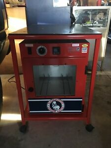 Blademaster Skate Oven and Cart