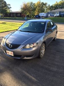 2005 Mazda 3 GX for sale / à vendre