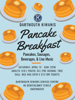 Dartmouth Kiwanis Pancake Breakfast