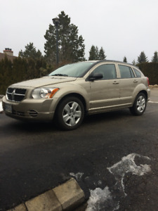 very low mileage, 2009 Dodge Caliber Hatchback