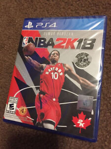 BNIB PS4 NBA 2K18 early tip-off edition & virtual currency