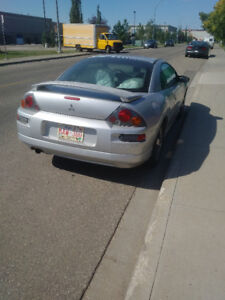 2004 Mitsubishi Eclipse, price Firm, winter tires, new alt.