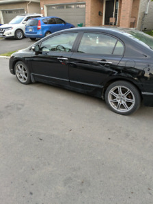 2009 Acura CSX Low Kms