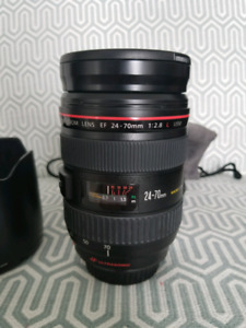 Canon EF 24-70mm F2.8 Mark I For Sale Or Trade iPhone X