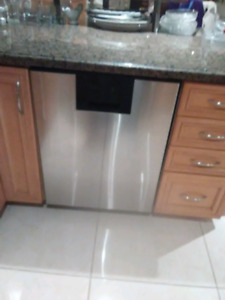 Built-in stainless steel dishwasher for sale