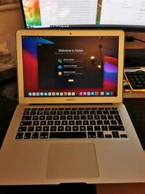 Apple Macbook Air 2015 Intel Core i5 4Gb Ram 128Gb SSD 13 inch BigSur