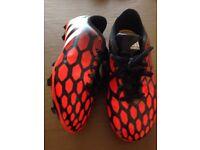 Adidas Predator Football boots size 2