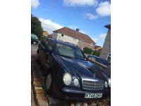 Mercedes e200 estate