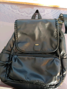 """Genuine Leather """"Cargo"""" backpack for sale"""