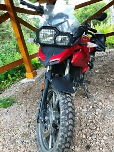 Great Dual Sport Bike - 2013 BMW F700GS