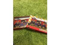 35 piece Fireman Sam jigsaw puzzle