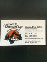 Wild Country Property Services