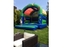 Bouncy castle business for sale