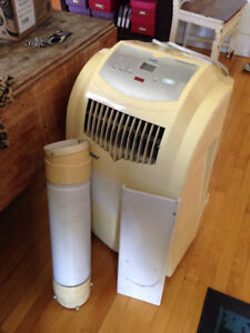 Portable Air Conditioner - Haier - used