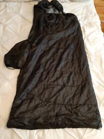 Kids sleeping bag with stuff sack
