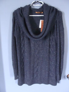 New, with tags, pretty sweater