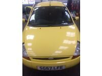 57 Plate Ford KA 1.3 Climate Collection Full Years MOT Fiesta Corsa Polo Golf Astra