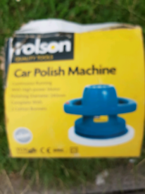 Rolson car polish machine