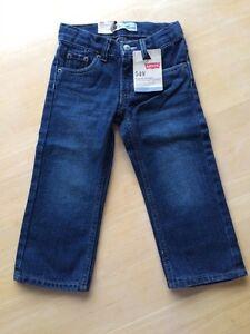 Boys BNWT Levi's Jeans 2T