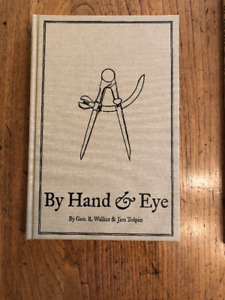 By Hand & Eye  Woodworking/Design book