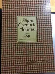 Brand New Full Collection of the Complete Sherlock Holmes