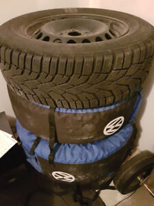 Pneus d'hiver/Winter Tires 195/65R15 Gislaved Nord Frost 100