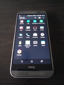 Best Offer 32GB HTC One M8 Bell/Telus
