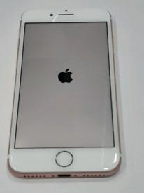 Iphone 7 32GB Unlocked (Rose gold)