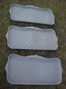 Shoe/Boot Trays