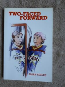 Two Faced Forward  by Mark Fidler