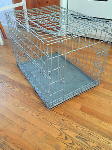 Cage chien moyenne-large