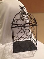 BIRDCAGE and VOTIVE HOLDERS for WEDDING EVENT or HOME DECOR