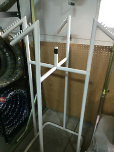 COMMERCIAL CLOTHING RACK JACKET RACK HEAVY DUTY