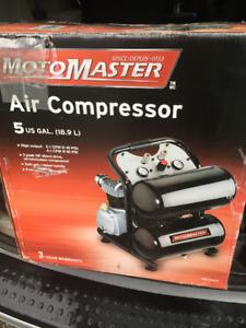 5 Gallon Compressor