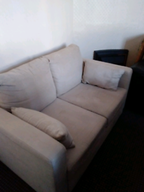 Sofa bed,and small table