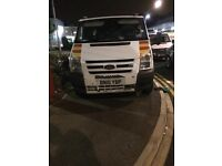 2010 ford transit tipper