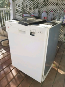 Dishwasher for parts